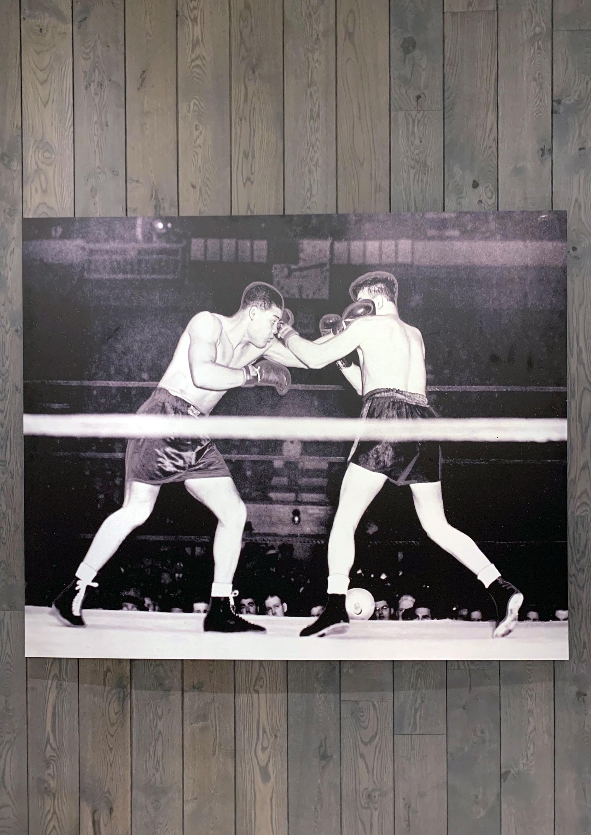 NEMA Chicago Joe Louis vs Al Mc Coy
