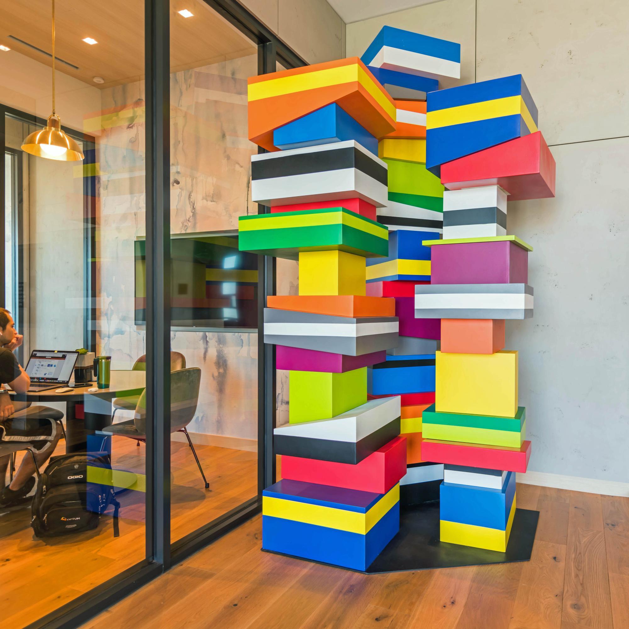NEMA Chicago Colorblock Towers