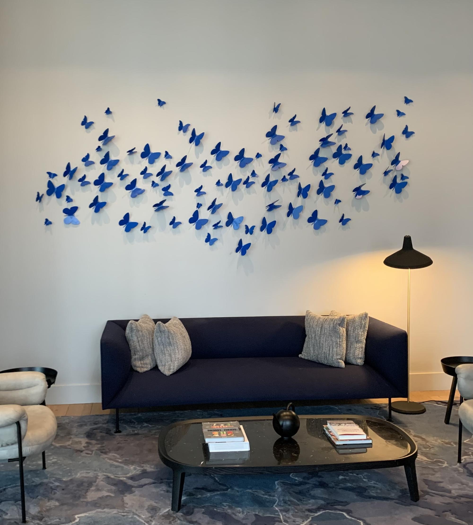 NEMA Chicago Blue Flutter